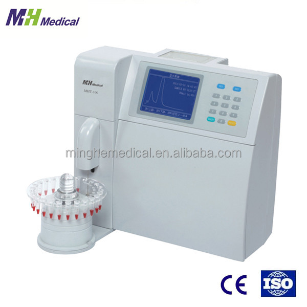 Blood testing equipment Hba1c test machine MHT-100