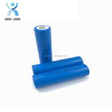 Rechargeable Battery , li-ion Battery 18650 Battery 3.7V 1500mah