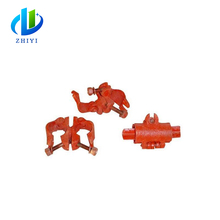 Formwork scaffolding accessories swivel /fixed Pipe Clamp