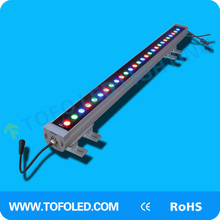 DMX 512 IP65 high power led wall washer