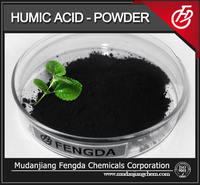 High quality! Humic Acid Fertilizer