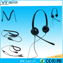 OEM telephone headsets for Israel market dect station phone