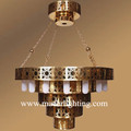 Arab copper chandelier lamp mosque chandelier lighting