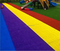 Colorful Turf Artificial Lawn for Kids And Fun