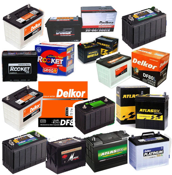 Battery- Vehicles, Construction machinery and industrial use