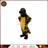 New coming Best Choice Gila Monster cartoon pretty mascot costume for party