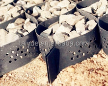 road construction material HDPE Geocell