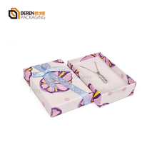 Yiwu Professional Manufacturer High Quality Jewellery Packaging Box With Ribbon