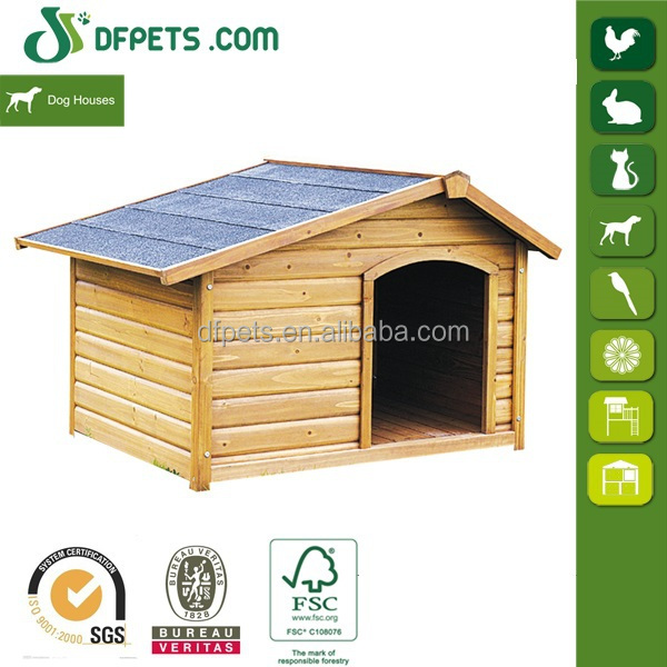 Popular Wooden Dog Kennels DFD001
