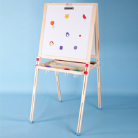 Children drawing magnetic board