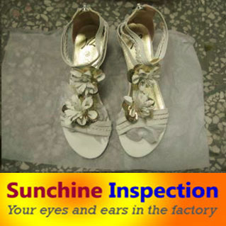 lady shoes/ shoes inspection in India
