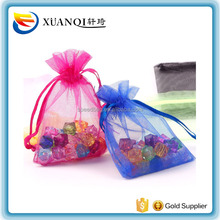 Organza Jewelry Packaging Bag Small Drawstring Pouch packing bag