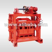 MANUAL BLOCK MACHINE, SEMI AUTOMATIC BLOCK MAKING MACHINE
