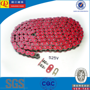 Best quality standard O-ring motorcycle chain