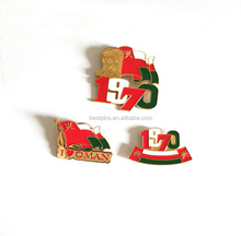 Country Flag 1970 I Love Oman National Day Gifts Items Manget Pins