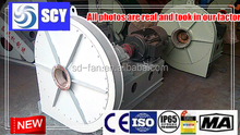 225mm DC brushless Motorized radial fan / DC centrifugal fans/Exported to Europe/Russia/Iran