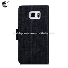 Best Selling Products New Mobile Phone Leather Case For Samsung S7 edge