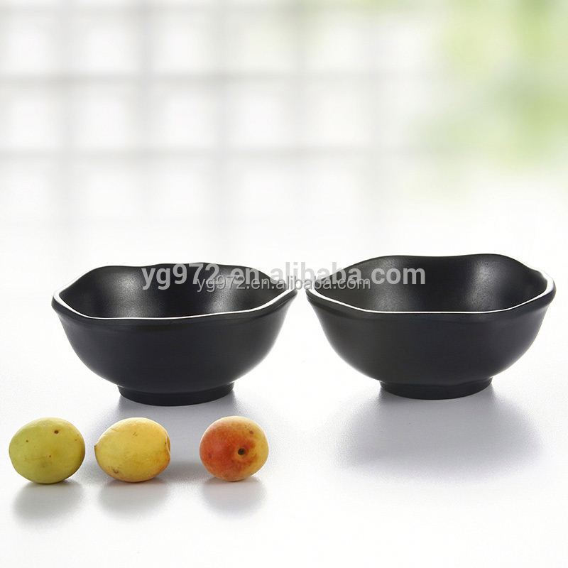 Cheap small breakfast conjee bowl