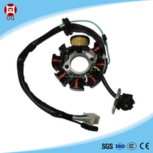 Chinese factory price, high quality motorcycle spare parts magneto stator coil for Pakistan CD70