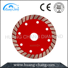 Rainbow Small Cutting Blade Sharp and Durable Round Blade for Granite