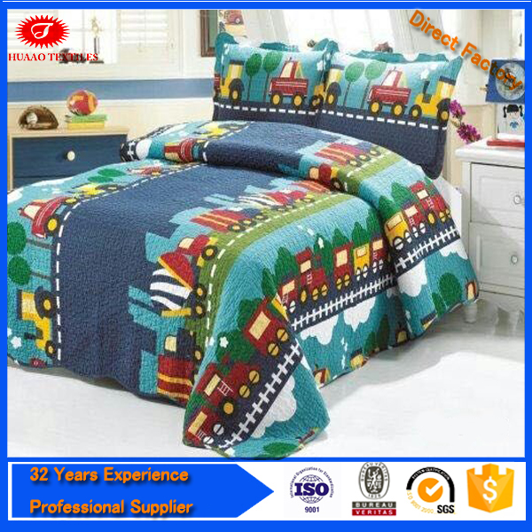 100% Cotton Elegant Firework Design Soft Luxury Cheap Bed Sheet Set