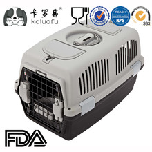 Plastic Cat Dog Airline Pet Carrier