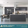 2018 Vermont New Design Modular Kitchen Cabinets Made In China Ready To Assemble