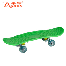 Reliable producer waveboard 17 inch fish skateboards