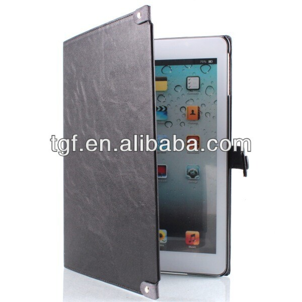 NEW Case PU Leather +PC Shell for ipad 5 air