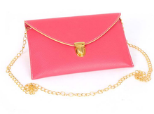 Alibaba China New Product Classic Envelope Clutch Bag, Ladies Wallet Ladies Pars Hand Set Bag Genuine Wal
