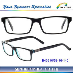 2014 fashion eyewear optical frame memory eyewear optical frame essential eyewear frames (B43610)