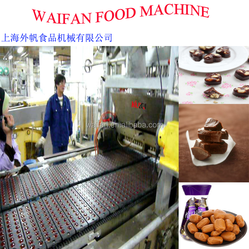 WF series automatic toffee candy machines/toffee wrapping machine