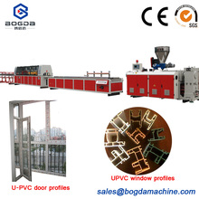 pvc hollow door board production line hollow door board extrusion line