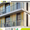 Curtain Wall Composite Cement Panels Solid