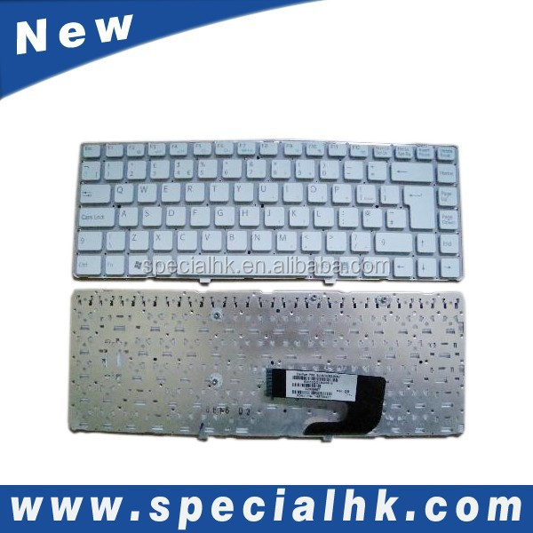 RU/Russian Layout keyboard for sony vgn-nw laptop keyboard with high quality
