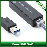 high speed rj45 10/100/1000mbps 3.0 usb lan card driver