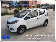 4 wheel electric car smart 4 seats Made in China