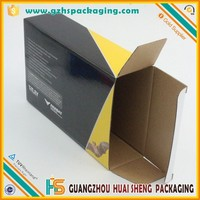 Guangzhou professional made corrugated carton box specification