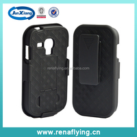 wholesale alibaba belt clip case for samsung galaxy S3 mini with factory price