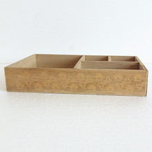 Made in china dogs style wooden tray