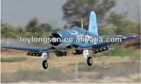 F4U Corsair propellers electric epo foam model radio controlled toy plane