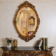 PU608 European Style Framed Wall Mirror Decorative