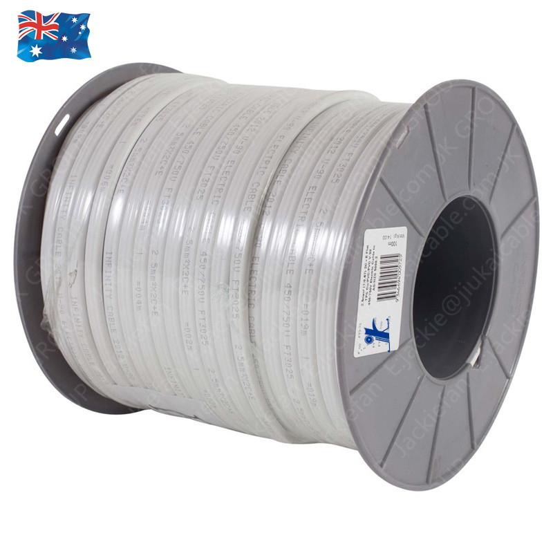 Australia Standard THHN electric wire with pvc outer SAA CE Approved