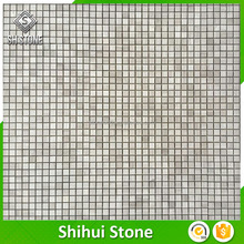 Easy design for wall and floor 5mm mini mosaic tiles