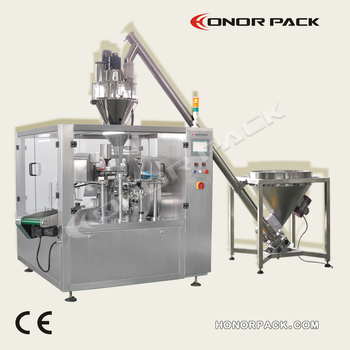 powder sachet filling machine