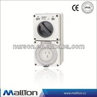 CE certificate voltage selector switches