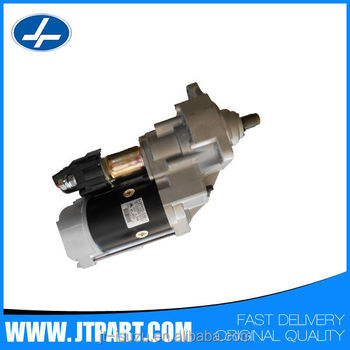 1-81100338-1 for AUTO TRUCK 6BG1TC genuine 24V auto starter motor