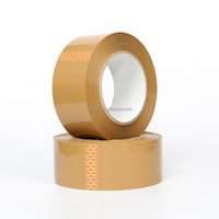 Carton Sealing Use Tan Brown BOPP Packing Adhesive Tape