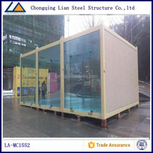 New Design Colorful Container Module House