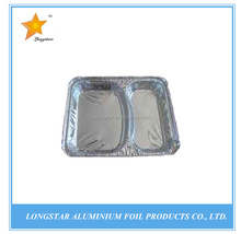 New style unique cheap aluminum foil container takeaway made in China